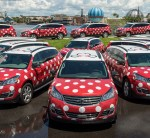 Walt Disney World's Lyft Minnie Van Service Continues Its Expansion