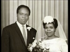 Mwai Kibaki weds Lucy - 1962