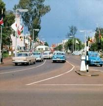 NAIROBI CBD - 1966