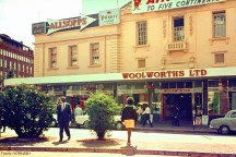Woolworths Delamere Avenue