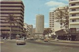 Kimathi street - Hilton and New Stanley hotel 1985