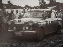 1963: 11th East African Safari Rally