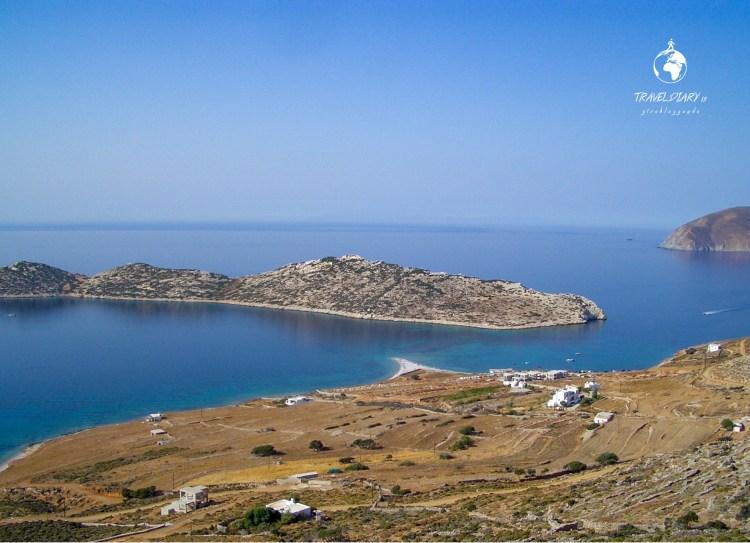 Agios Pavlos, Amorgos, Grecia