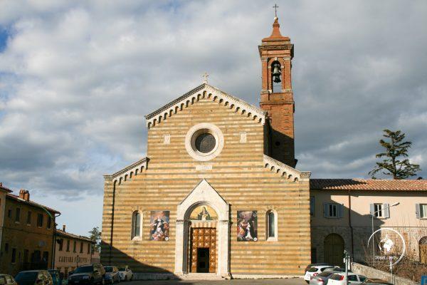 Itinerario Val d'Orcia, Montepulciano