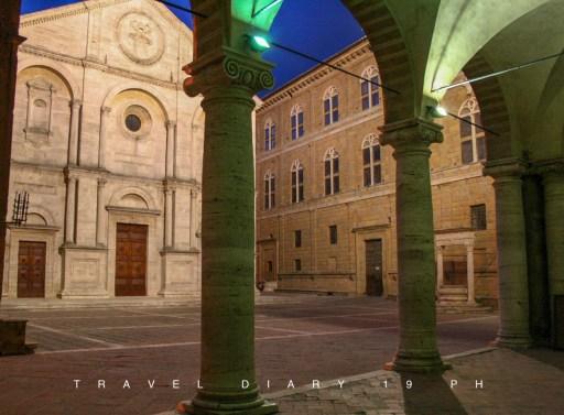 Piazza del Duomo di Pienza