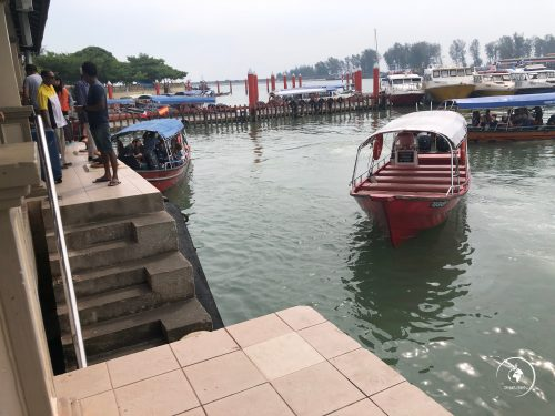 Boat Transfer Perhentian e Redang
