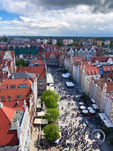 Cosa vedere a Danzica in Polonia