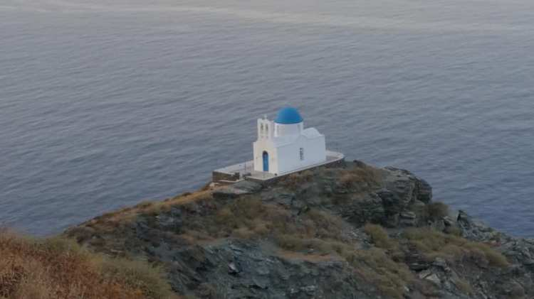 Sifnos, nelle Cicladi