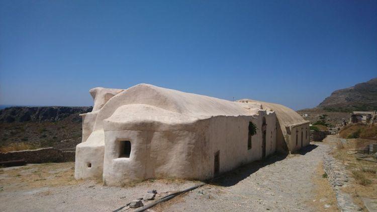 La fortezza di Khytira