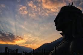 foto statua di shiva
