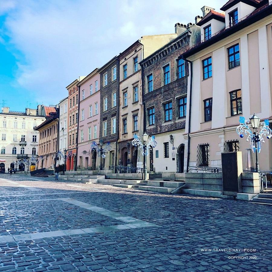 Centro di Cracovia