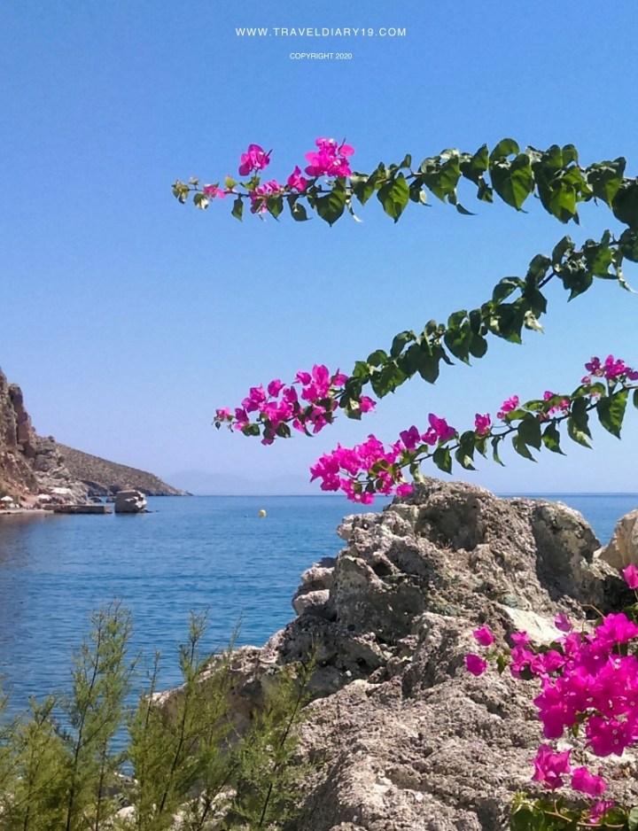 La Grecia che seduce, la Tilos di Chicca