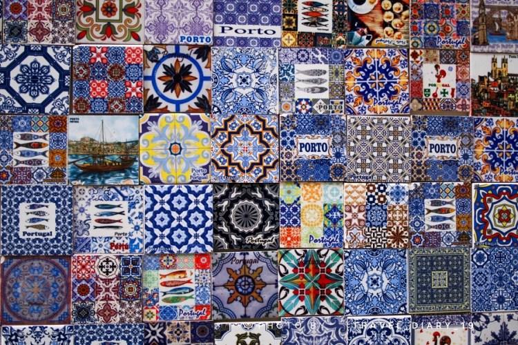 Azulejos a Porto