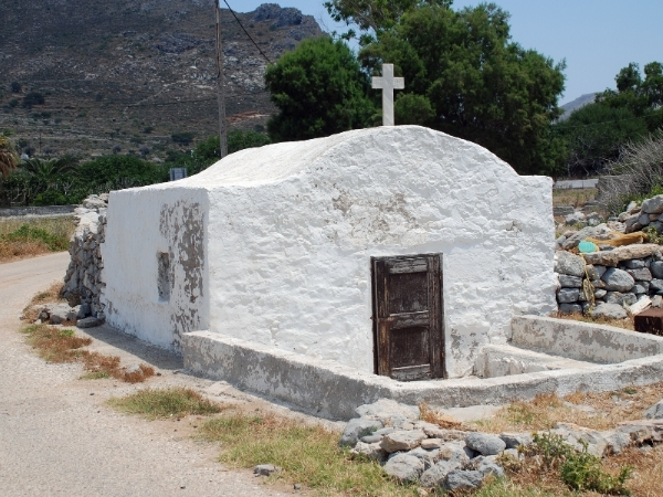 Chiesa a Tilos, Dodecaneso