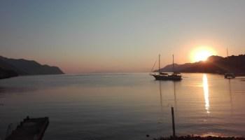 Butterfly effect, Symi in Grecia