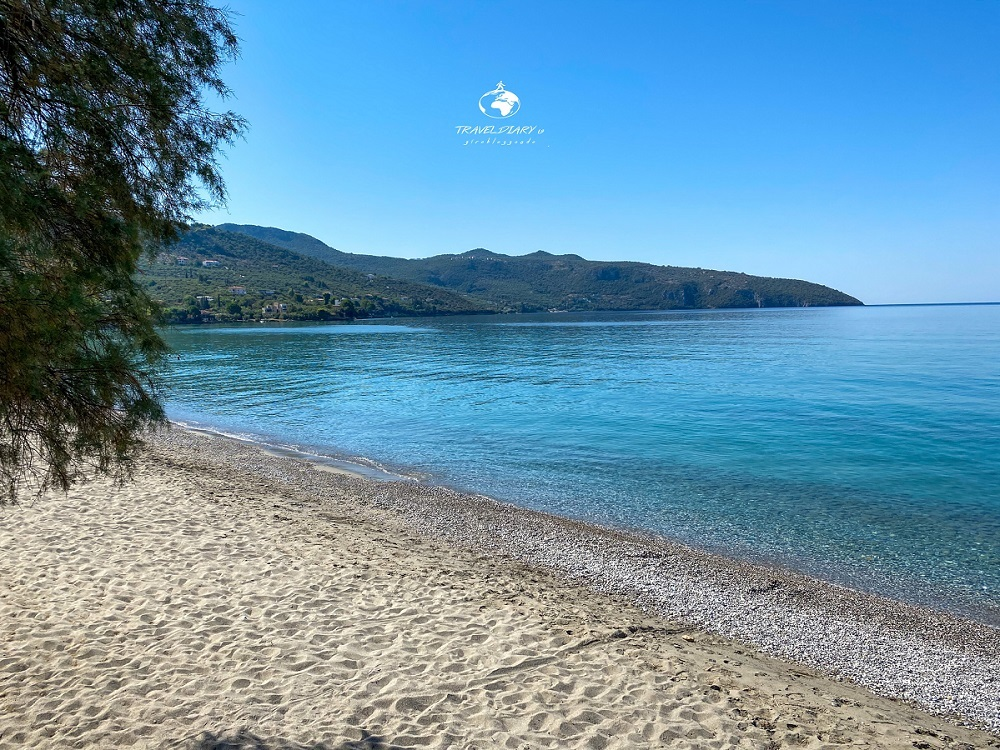 Kalamata, città del Mani, Grecia