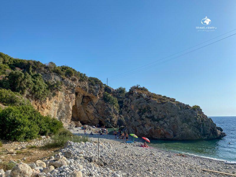 Spiaggia di Foneas, Kardamili