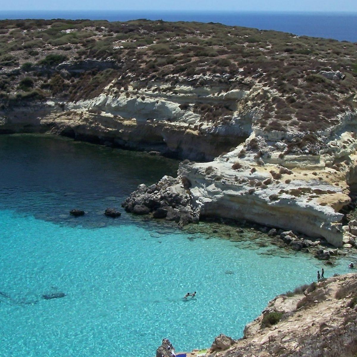 Spiaggia di Lampedusa