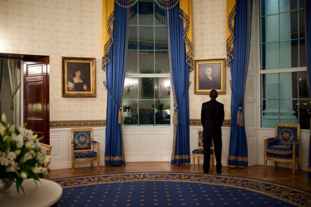 White House The United States Presidential House  Traveldiggcom