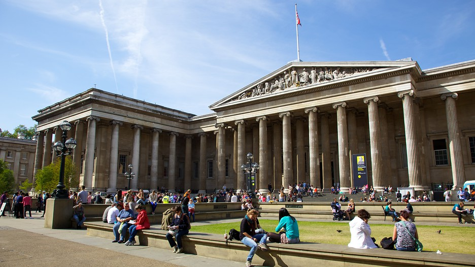 Image result for The British Museum - London, United Kingdom