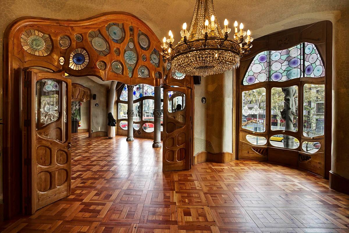 Casa Mila Interior Photos