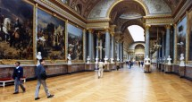Louvre Museum Famous In France