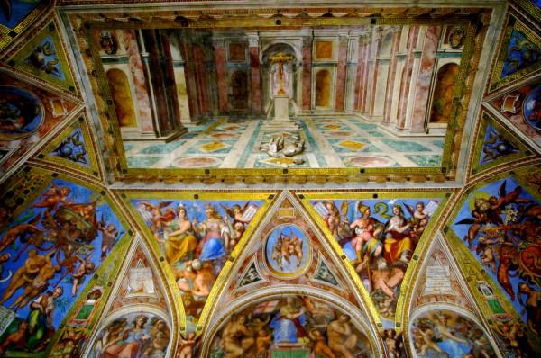 Art Vatican Museum Sculptures