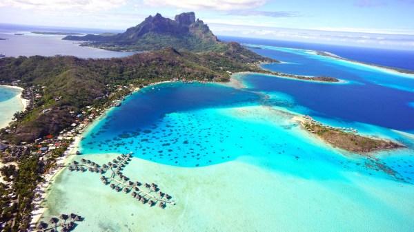Tahiti Bora Bora Island