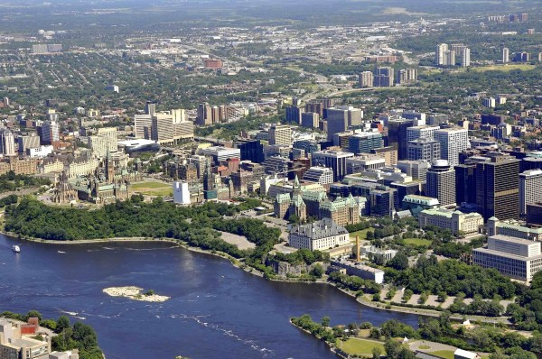 Ottawa Canada Beautiful City In Seasons