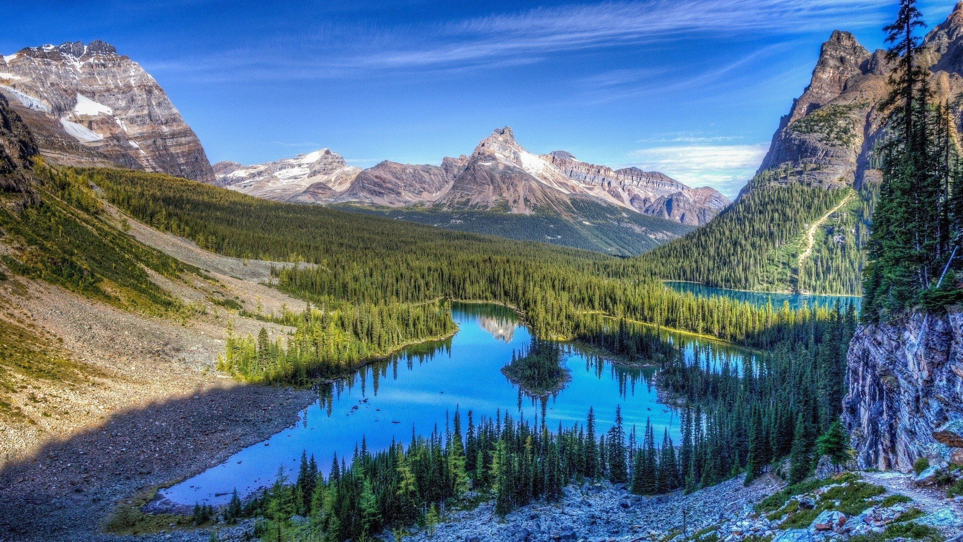 Adventure In The Rocky Mountains, Canada  Traveldiggcom