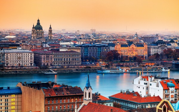 Budapest Of Beautiful City In Europe