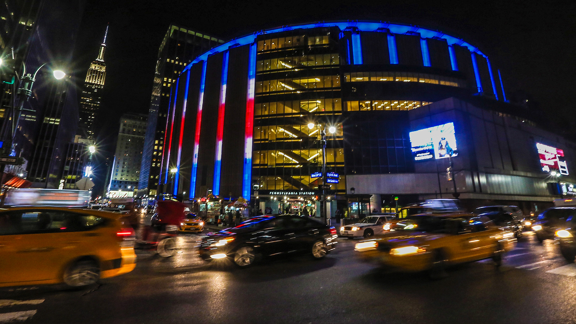Madison Square Garden One of The Most Magnificent