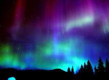 Aurora Borealis, The Wonderful Light in The North Pole's ...