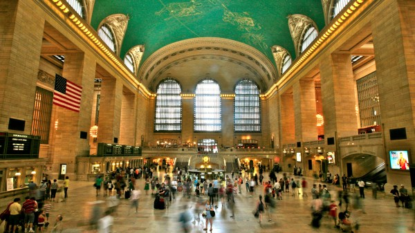 Grand Central Station Largest Railway In