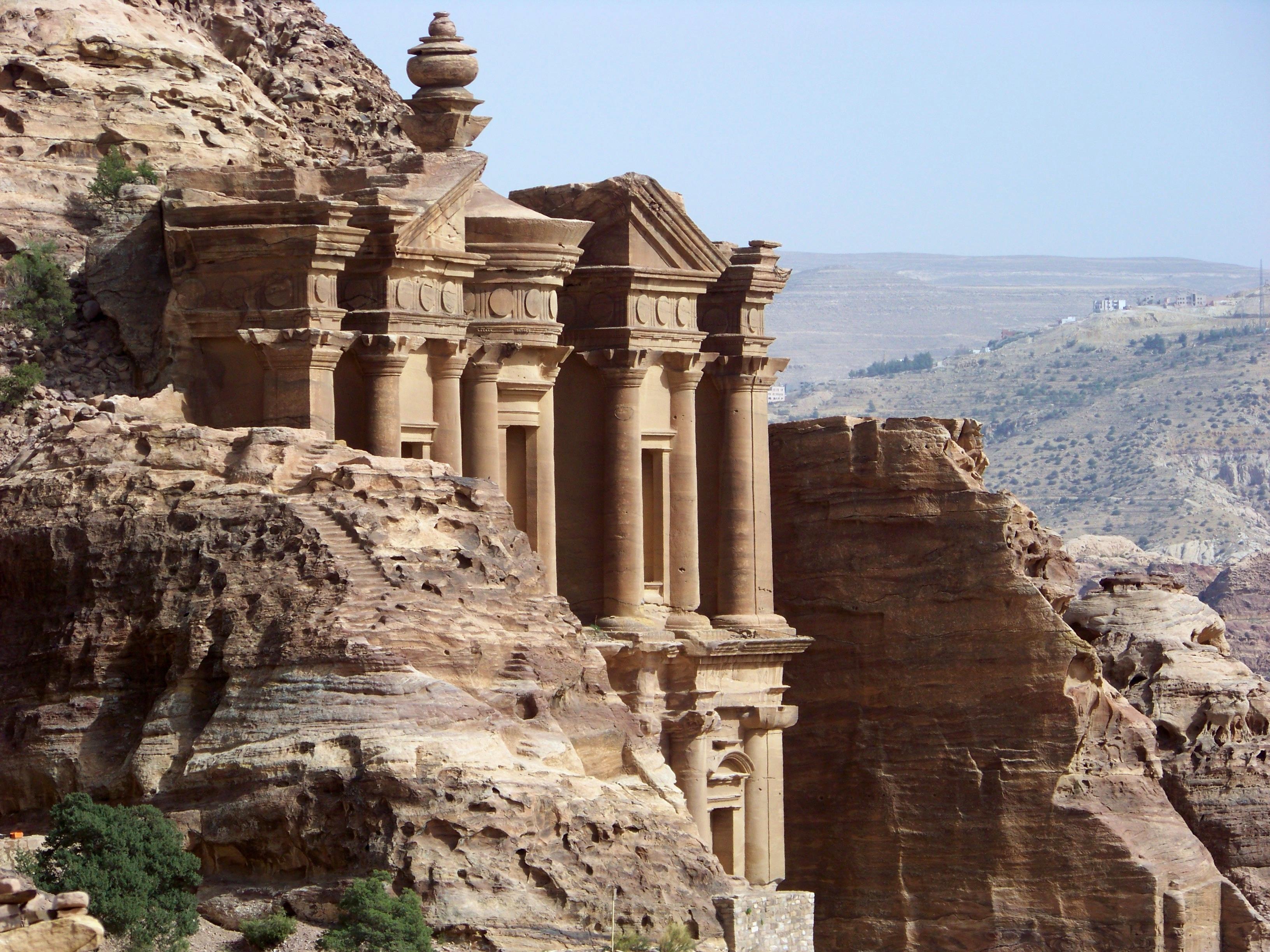 Petra Jordan The Beauty Of The Stone Walled City