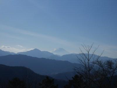 富士山見えたよー