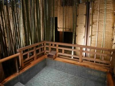 【入墨タトゥーあっても入りたい】貸し切り露天温泉へ。熱海にある熱海温泉 湯之宿 おお川へ。