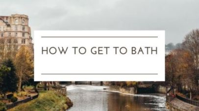 How to get to Bath