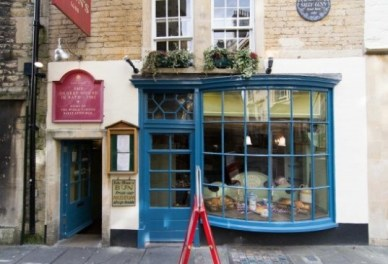 Sally Lunn`s eaating house