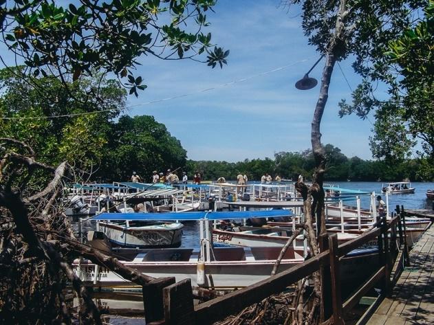 boats laguna restiga