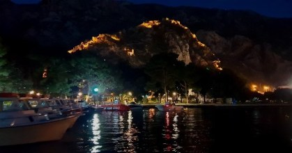 see Kotor at night