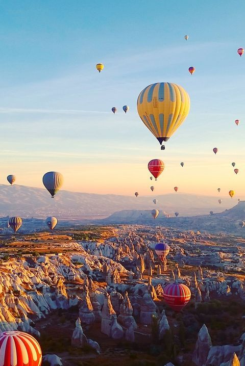 51 Beautiful Places to Satisfy Your Wanderlust From Afar