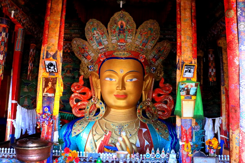 Hemis Monastery- Ladakh places to see