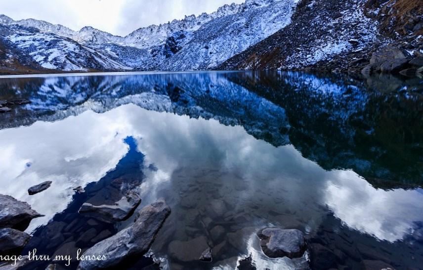 Nandikund Lake- photos from Himalayas