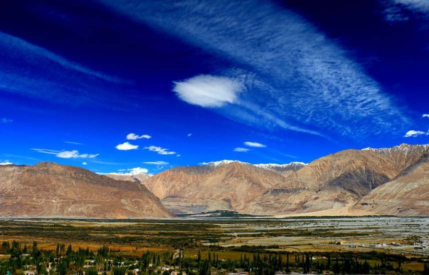Beauty of Nubra Valley - Ladakh Attractions