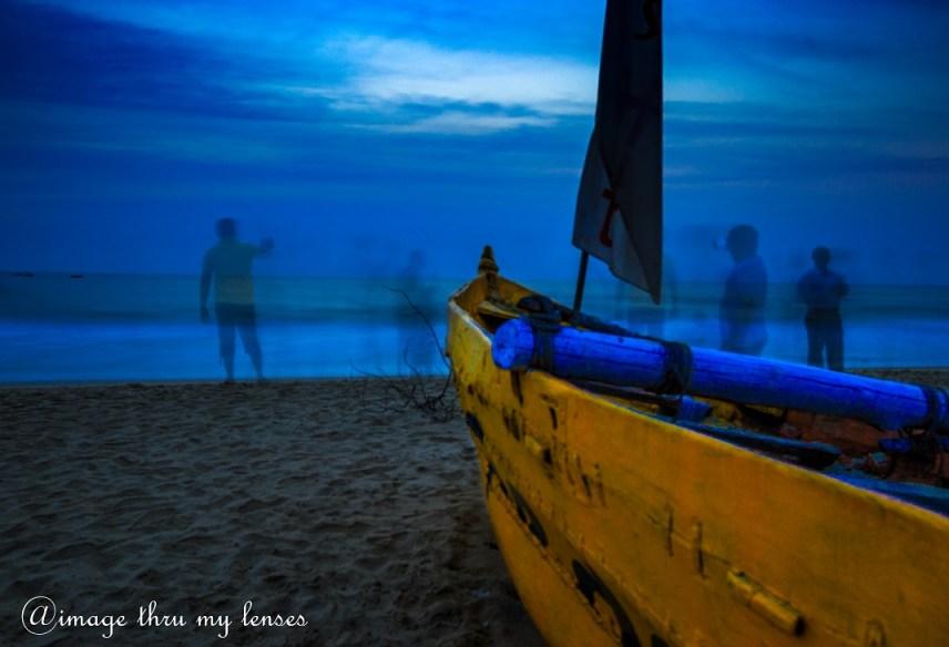 instagrammable goan beach images