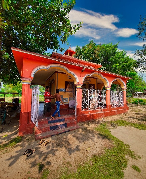 trip to Kamarpukur and Jayrambati