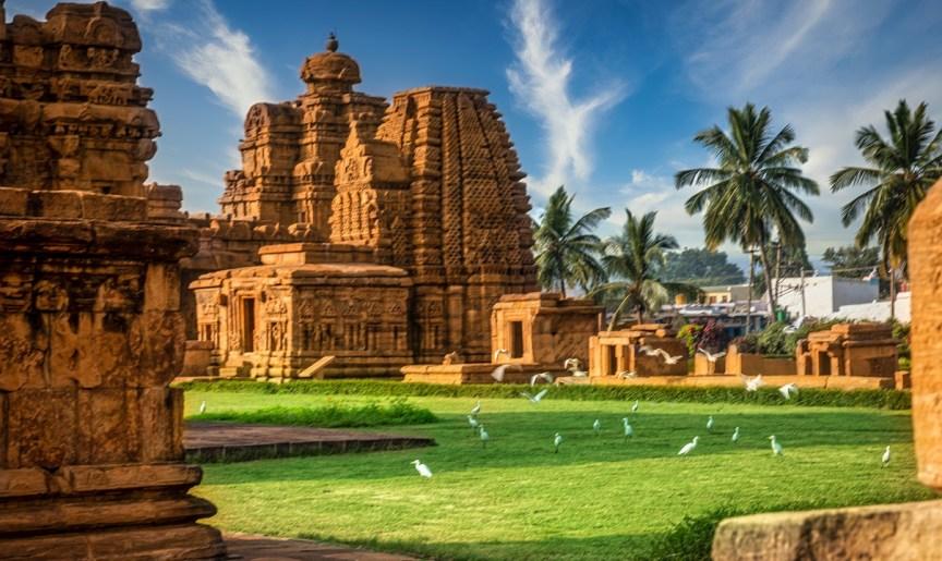 Temples of  Pattadakal