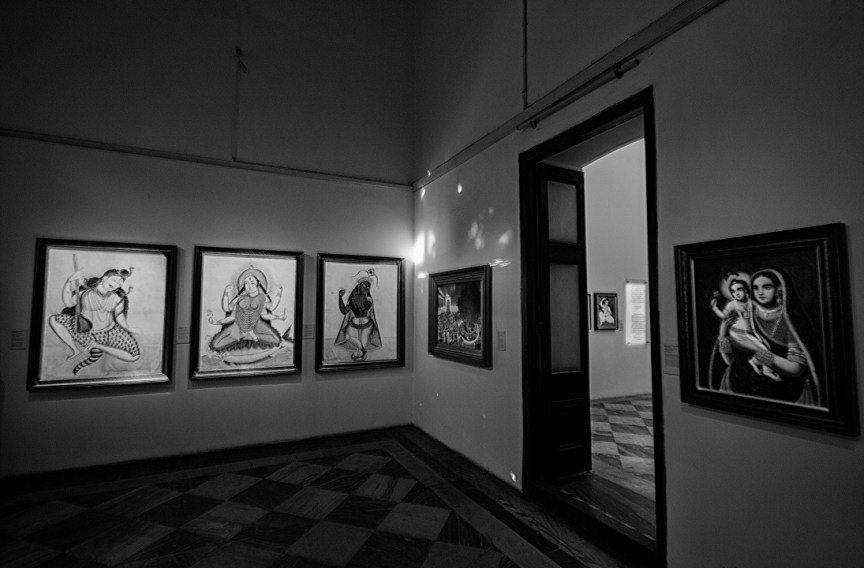 Heritage Art Culture  in Kolkata's Old Currency Building