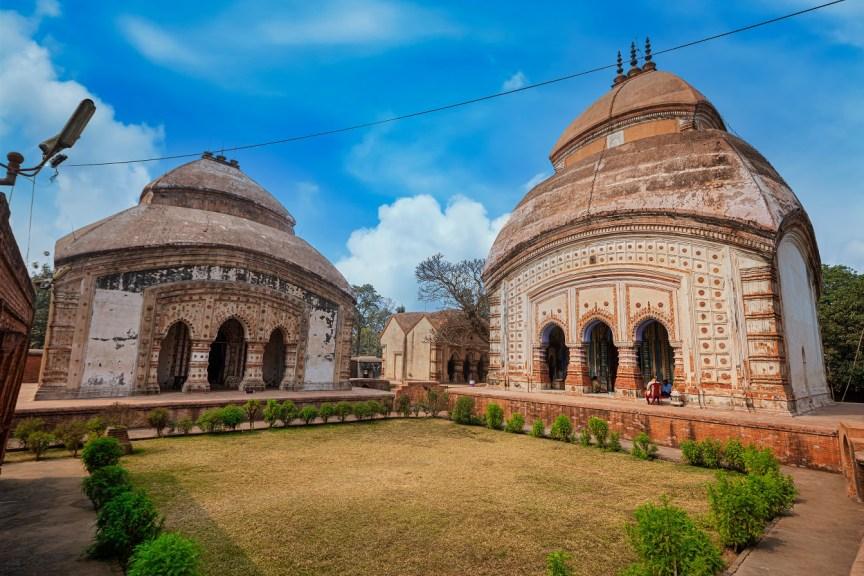 Guptipara- Of Barowari Durga Puja and Rath Yatra